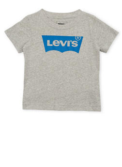 Toddler Boys Levis Logo T Shirt - 1504070341159
