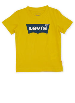 Toddler Boys Levis Logo T Shirt - 1504070341163