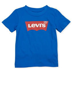 Toddler Boys Levis Tee with Logo - 1504070341181