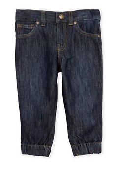 Toddler Boys French Toast Denim Joggers - 1526068320571