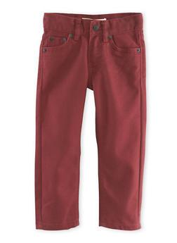 Toddler Boys Levis 511 Slim Jeans - 1526070345131
