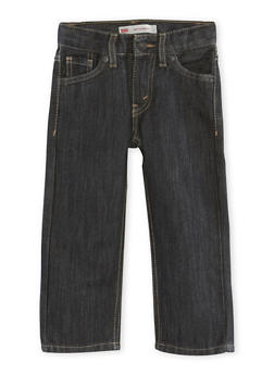 Levis Toddler Boys 514 Straight Leg Jeans - 1526070345150