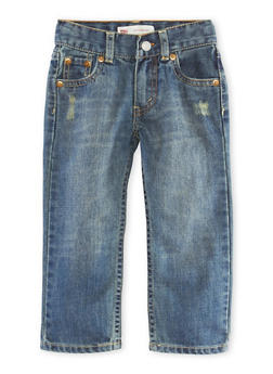 Levis 514 Toddler Boys Straight Leg Jeans - 1526070345152