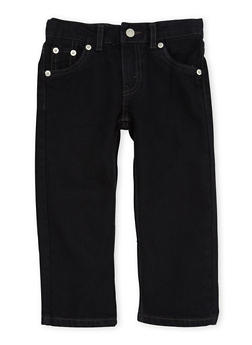 Toddler Boys Levis Straight Leg Jeans - 1526070345170