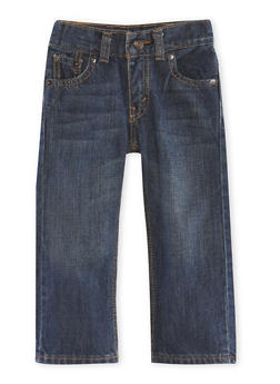 Toddler Boys Levis 505 Regular Jeans - 1526070345180