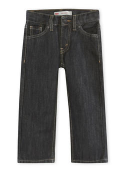 Baby Boy Levis 514 Straight Jeans - 1558070345154