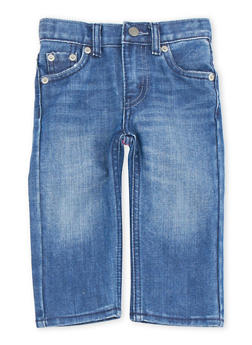 Baby Boy Levis 514 Straight Jeans - 1558070345155
