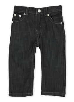 Baby Boy Levis 514 Straight Jeans in Dark Wash - 1558070345158