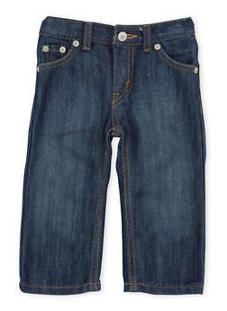 Baby Boy Levis 514 Straight Leg Jeans - 1558070345159