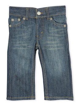 Baby Boy Levis 514 Straight Jeans - 1558070345160