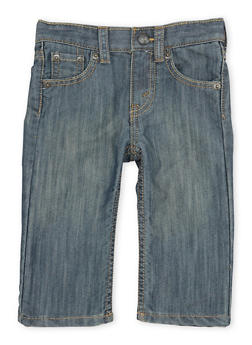 Baby Boy Levis 514 Straight Jeans - 1558070345161