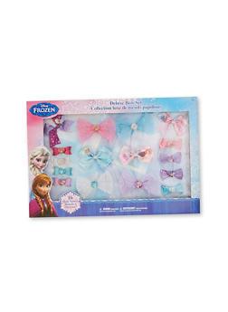 Toddler Girls Frozen Deluxe Bow Set - 1590050540001