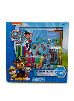 Paw Patrol Deluxe Art Set - 1593024900081