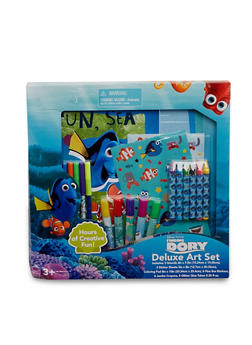 Finding Dory Deluxe Art Set - 1593024900082
