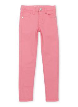 Girls 4-6x Limited Too Denim Skinny Pants - 1601060990001