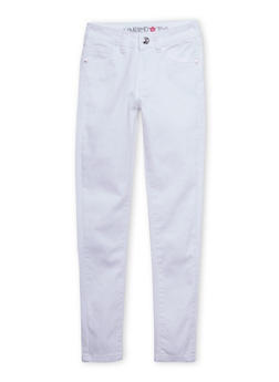 Girls 7-16 Limited Too Dyed Skinny Jeans - 1602060990006