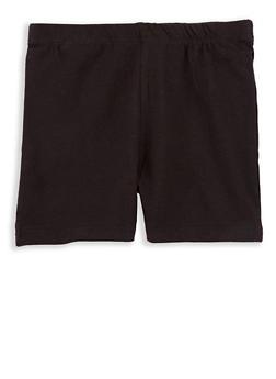 Girls 7-16 Bike Shorts - 1623068320002
