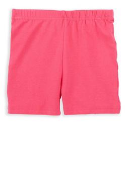 Girls 7-16 French Toast Bike Shorts - 1623068320005