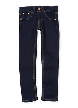 Girls 4-6x Skinny Jeans - 1628073420003