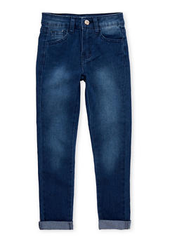 Girls 7-16 Skinny Jeans - 1629056720009