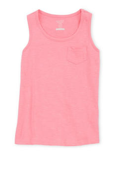 Girls 4-6x French Toast Sleeveless Tank Top - 1632068323325
