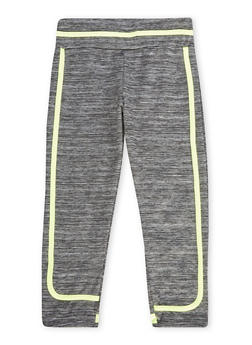 Girls 7-16 Active Capri Leggings - 1639038340004