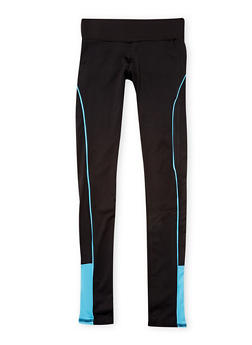 Girls 7-16 Active Leggings - 1639038340014
