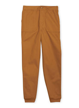 Boys 8-16 French Toast Twill Jogger Pant - 1702068320001