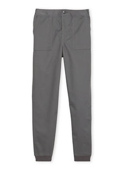 Boys 8-18 French Toast Twill Jogger Pant - 1702068320002