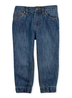 Boys 4-7 French Toast Denim Joggers - 1719068320001
