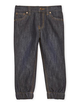Boys 4-7 French Toast Denim Joggers - 1719068320002