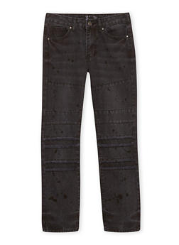 Boys 8-18 Jeans with Panels - 1720047380003