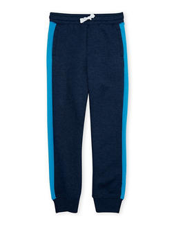 Boys 8-16 French Toast Joggers in Fleece - 1721068320002