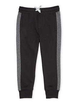 Boys 8-16 French Toast Fleece Joggers - 1721068320007