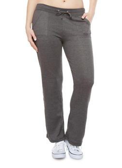 Plus Size Knit Joggers - 1961062708622