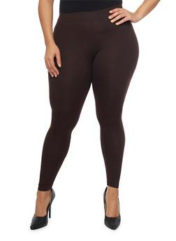 Plus Size Leggings - 1969001444010