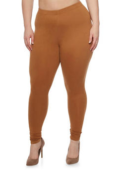 Plus Size Leggings - 1969001444010