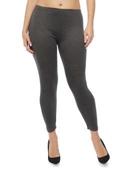 Online Exclusive - Plus Size Classic Leggings - 1991062708004