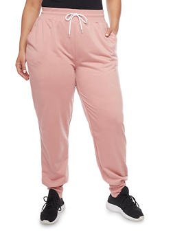Online Exclusive - Plus Size Basic Joggers - 1991072295700
