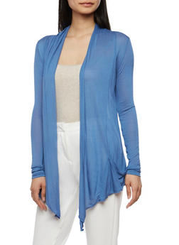 Long Sleeve Lightweight Cardigan - 3031054261613