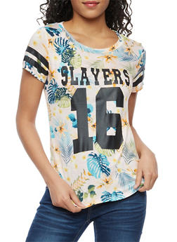 Tropical Slayers 16 Graphic Top - 3032058756770
