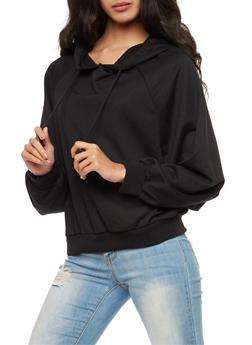 Long Sleeve Hooded Sweatshirt - 3034051069682