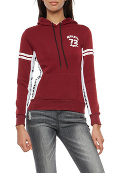 Brooklyn Athletic Graphic Hooded Sweatshirt - 3036038342520
