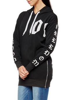 Freedom Graphic Hooded Sweatshirt - 3036038342531