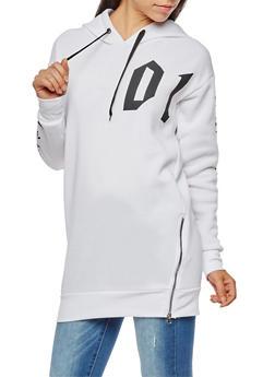 Freedom Graphic Hooded Sweatshirt - 3036038342531