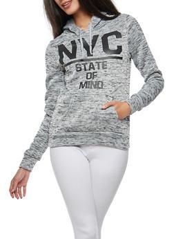 NYC Graphic Sweatshirt - 3036038342560