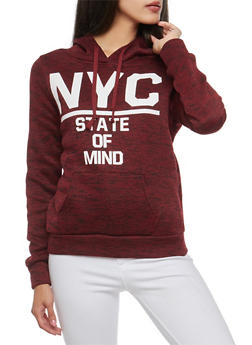 NYC Graphic Sweatshirt - 3036038342560