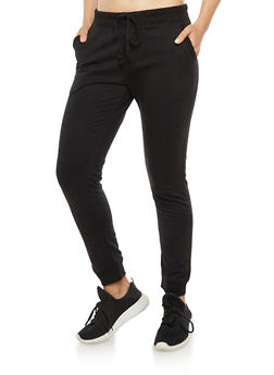 Solid Jogger Pant - 3056054266577