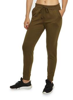 Solid Sweatpants - 3056054266577
