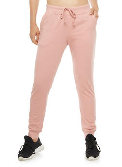 Solid Sweatpants - 3056054266577